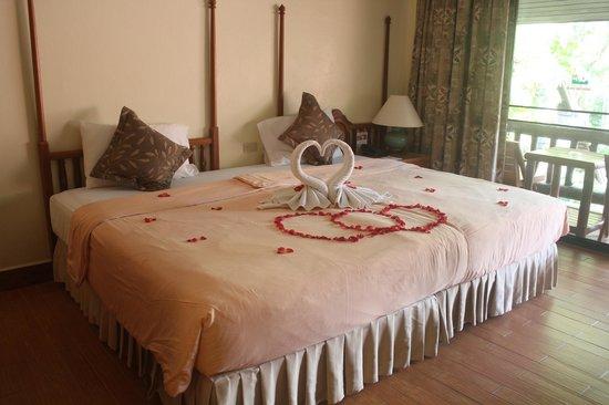 Vogue Resort & Spa Ao Nang : The Room Interior