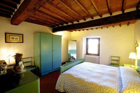 La casa di Adelina Charming House: La camera Verde