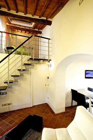 La casa di Adelina Charming House: Appartamento La CoCCA, per quattro persone con cucina