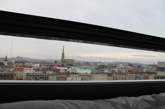 Sofitel Vienna Stephansdom: Просыпаешся и наслаждаешся видом
