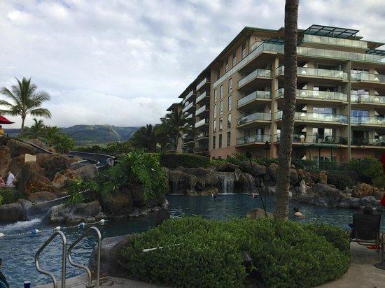 Honua Kai Resort & Spa: Pool and resort