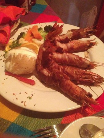 Mariscos Tino's - Malecón: Shrimps
