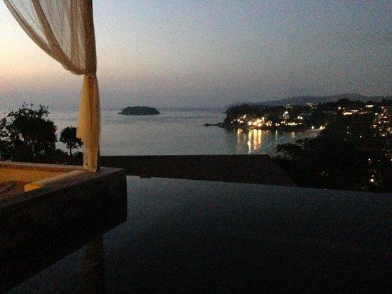 The Shore at Katathani: Balcony and pool