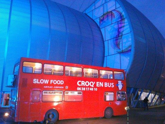 Croq ' en Bus: Au Zénith de Rouen....Rdv fin Mars 2014  Foire de Rouen!!!