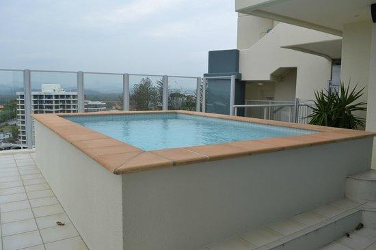 Blue C Coolangatta: Plunge Pool