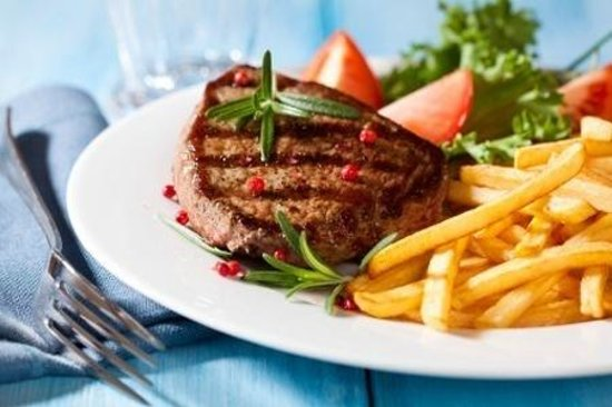 The Boat : beef filet pepper