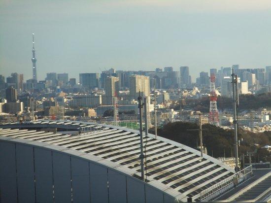 Shin Yokohama Prince Hotel : スカイツリー方面