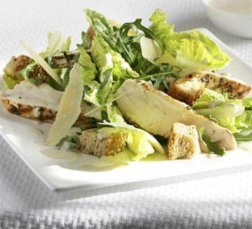 The Boat : caesar chicken salad