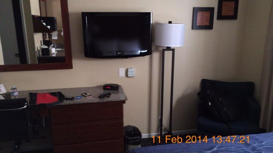 Comfort Inn Gaslamp / Convention Center : Room 115