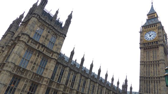 Houses of Parliament/Westminster-Palast: Houses of Parliament - Lovely Gothic style building
