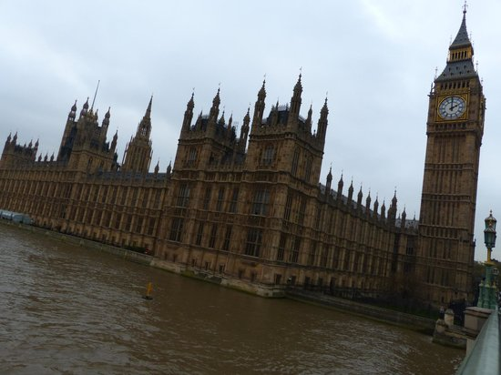 Houses of Parliament/Westminster-Palast: Houses of Parliament