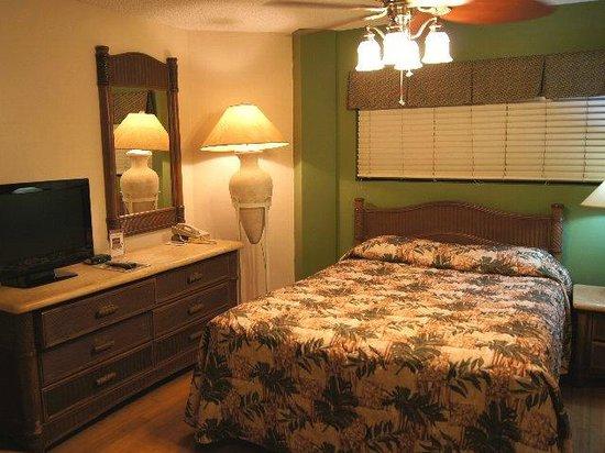 Kahana Falls : ベッドルーム