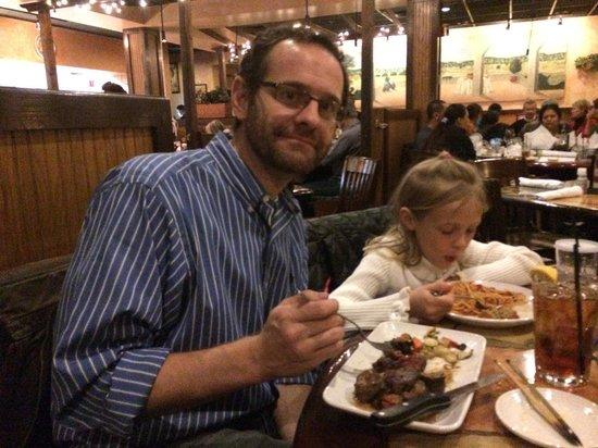 Carrabba's Italian Grill: Happy Family