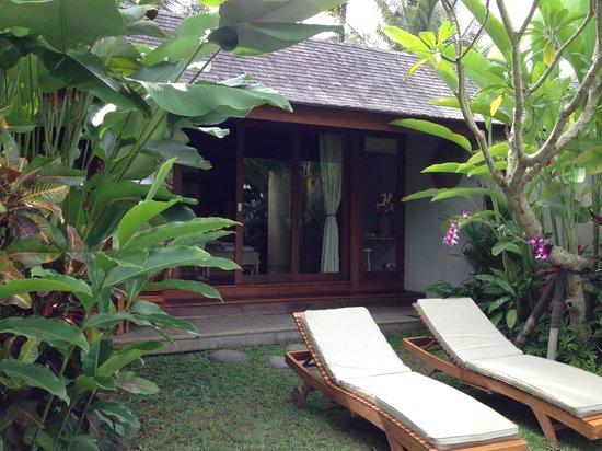 Ubud Padi Villas: The Villa