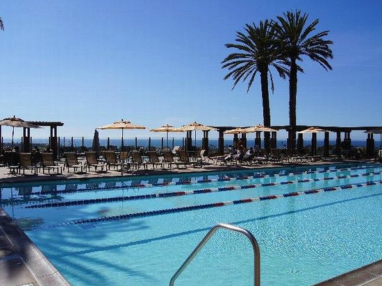 Grand Pacific Palisades Resort and Hotel : プール
