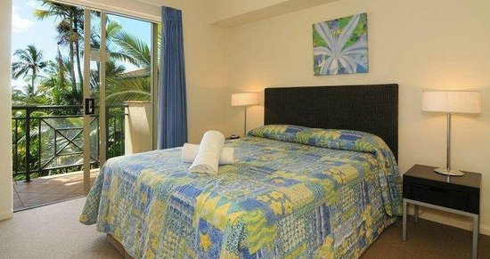 North Cove Waterfront Suites: Comfortable bedding