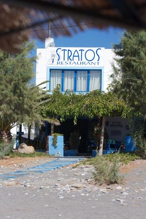 Stratos: Our favourite part of Greece!
