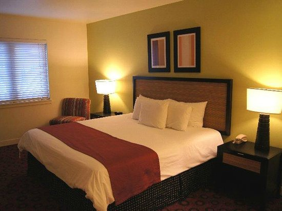 WorldMark Anaheim : ベッドルーム