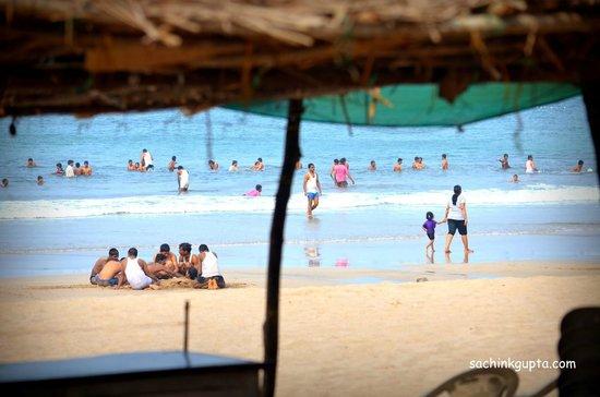 Ganapatipule Beach  |  Ganapatipule, Ratnagiri, India