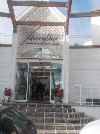 Apartamentos THe Morromar: Hotel entrance