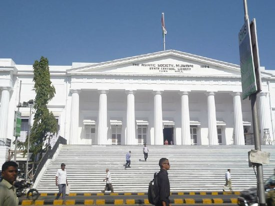 Town Hall (Asiatic Society Library): town hall asiateic society library mumbai