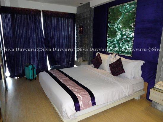 Grand Mega Resort & Spa : Room
