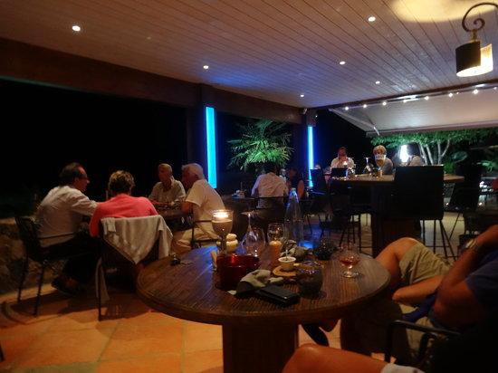 A Flatta: terrasse
