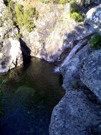 A Flatta: rivière d' Aflatta