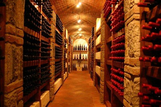 Casalvento Winery : Private Cellar