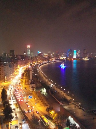 Les Suites Orient, Bund Shanghai : Night view