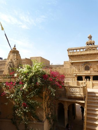 WelcomHeritage Mandir Palace: il palazzo