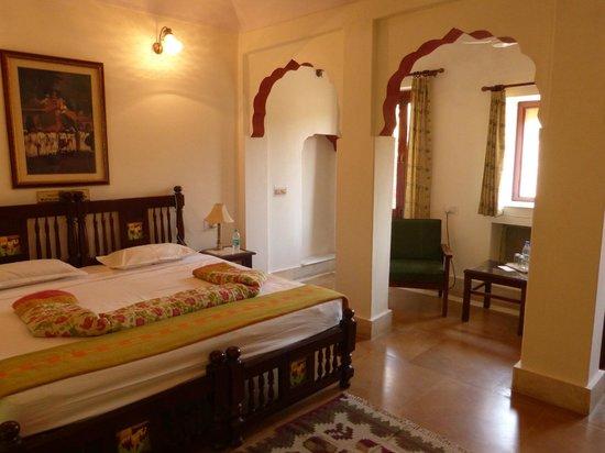WelcomHeritage Mandir Palace : camera