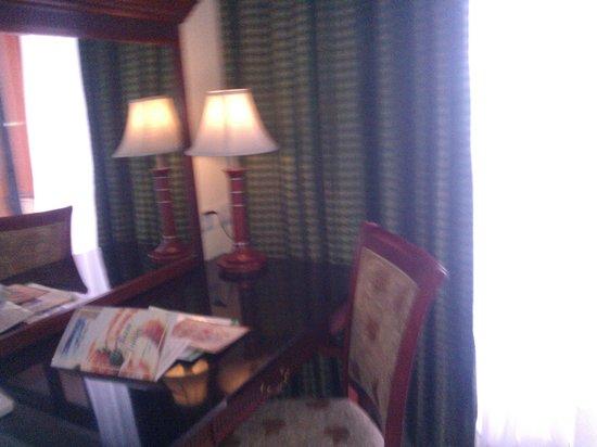Grand Hotel Gozo: room