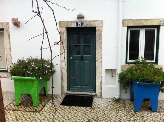 Casa do Patio by Shiadu : Ingresso delle camere