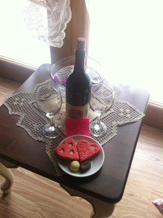 Sakli Konak : Special gift for Valentine's day