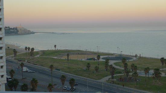 Dan Panorama Tel Aviv: great view from our room