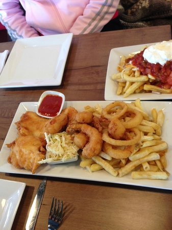 Pier 39 Fish & Chips