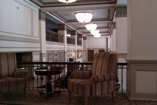 Francis Marion Hotel: another section of the Lobby