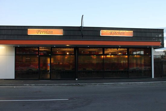 Persian Kitchen Christchurch Restaurant Reviews Phone