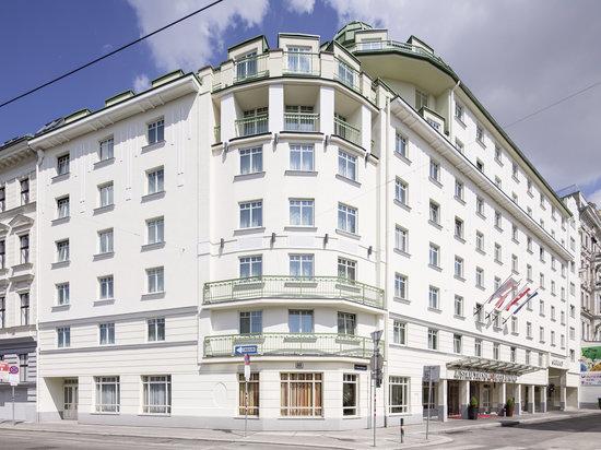 Austria Trend Hotel Ananas: exterior view