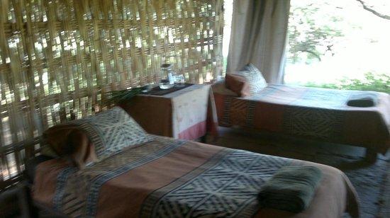 Zingela Safaris & River Camp : My accomodation