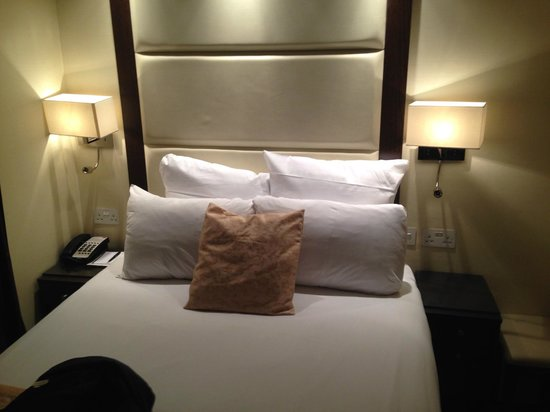 Grand Royale London Hyde Park: Deluxe single room