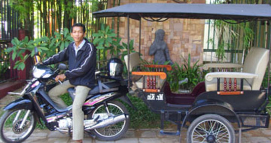 Angkor Taxi Cambodia Private Day Tours