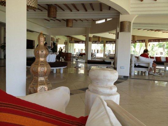 Seven Islands Resort: hall