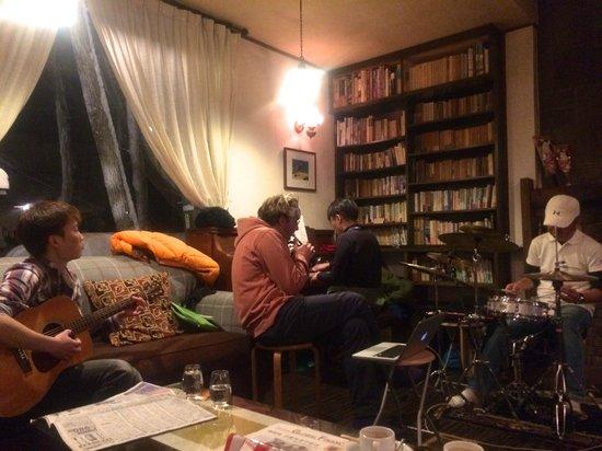 Grove Inn Skala : Friday Jam Session
