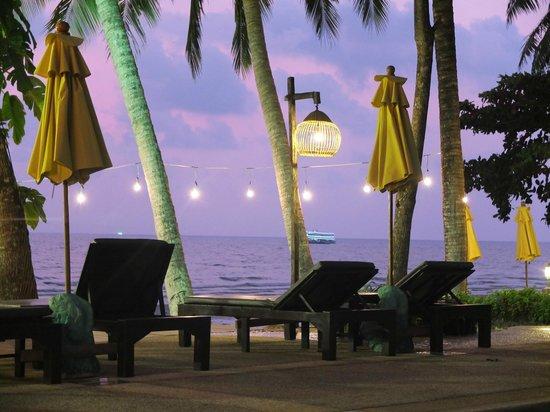 Banpu Koh Chang Resort: Aften