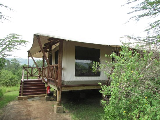 Neptune Mara Rianta Luxury Camp: Zelt für 2 Personen