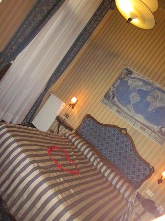 Centauro Hotel: Camera Interno
