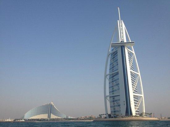 Notturna Foto Di Burj Al Arab Jumeirah Dubai Tripadvisor
