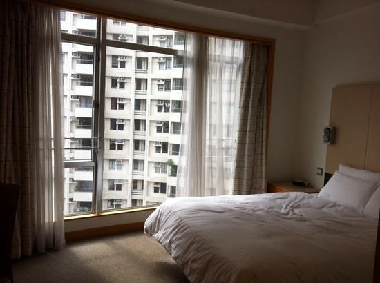 Garden View Hong Kong: комната в отеле